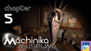 Machinika Museum: Chapter 5 Walkthrough & iOS/Android Gameplay (Plug In Digital/Littlefield Studio)