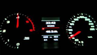 Audi A4 B8 Avant 2.0 TDI Multitronic 0-100 143 Hp