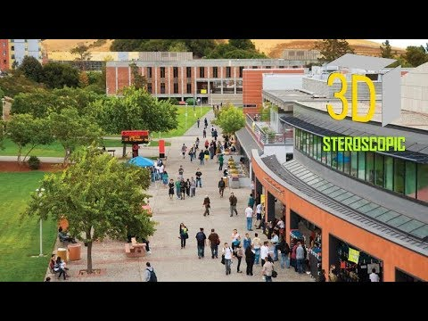 CSU East Bay - Book Storefront - in 2D Full HD