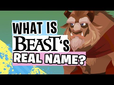 Beast's Real Name Isn't Adam