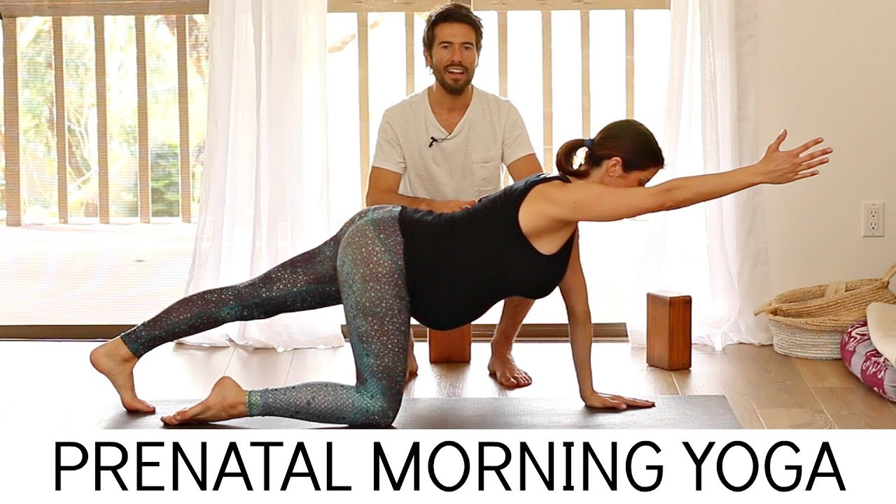 6dd416d7b7749 Best Prenatal Yoga Videos of 2019