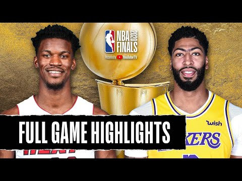 Los Angeles Lakers vs Miami Heat   September 30, 2020