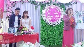 Chú Rể đi Nhật về cưới Cô Dâu đẹp nhất Xóm - Đám Cưới nguyên bản không lồng nhạc