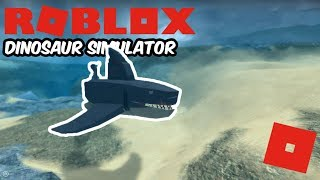 Roblox Dinosaur Simulator - Megamouth The Megalodon! Megalodon Fights!