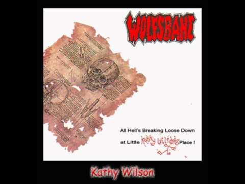 Wolfsbane - Kathy Wilson