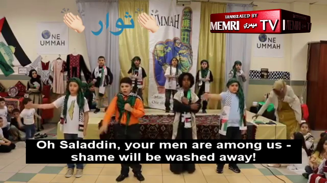 Shocking video of children in Philadelphia Muslim Society