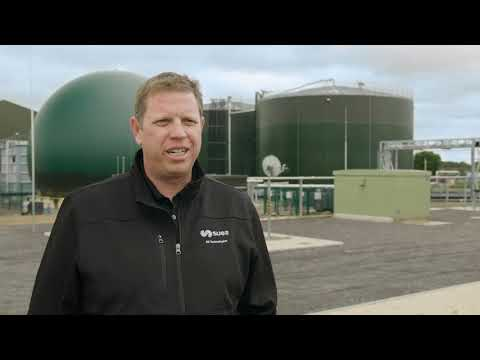 Hemswell Biogas Processes Food Waste to Produce Biogas Using Anaerobic Technologies | SUEZ