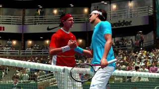 Virtua Tennis 4: World Tour Trailer