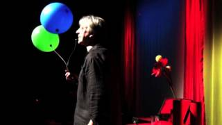 Fata Morgana magic ballon trick by Lukas Van Echelpoel