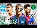 ♫ BANG (de Dibres) | Paródia de Futebol - Anitta