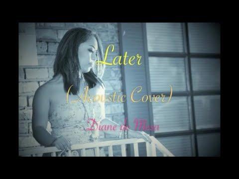 Later - Fra Lippo Lippi (Cover) Official Lyric Video - Diane de Mesa