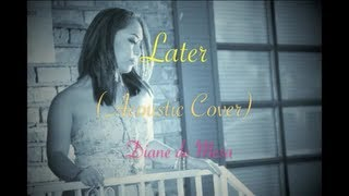 Later - Fra Lippo Lippi (Cover) Official Lyric Video - Diane de Mesa