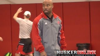 Keith Williams talking wide outs 3/9/17