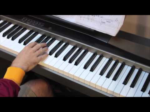 ABRSM Piano 2015-2016, Grade 8,  September in the Rain, Harry Warren, C6
