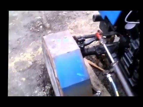 Гидрообъемное рулевое управление ГОРУ.