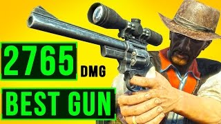 Fallout 4 Best Weapons PISTOL Location Western Revolver .44 Nuka World DLC Rare Gun Build Guide