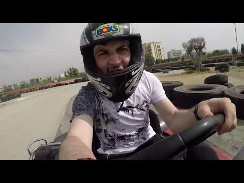 Karting in Tripoli