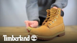 How To: Clean Your Suede, Nubuck and Canvas Gear | Timberland