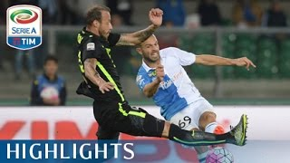 Chievo 1-1 Hellas Verona - Highlights - Giornata 7 - Serie A TIM 2015/16