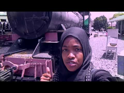 FardeeTravelTales - Hidden Treasure: Railway Museum of Kenya #TembeaKenya Ep 1