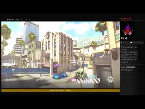 Overwatch gameplay achievement hunter