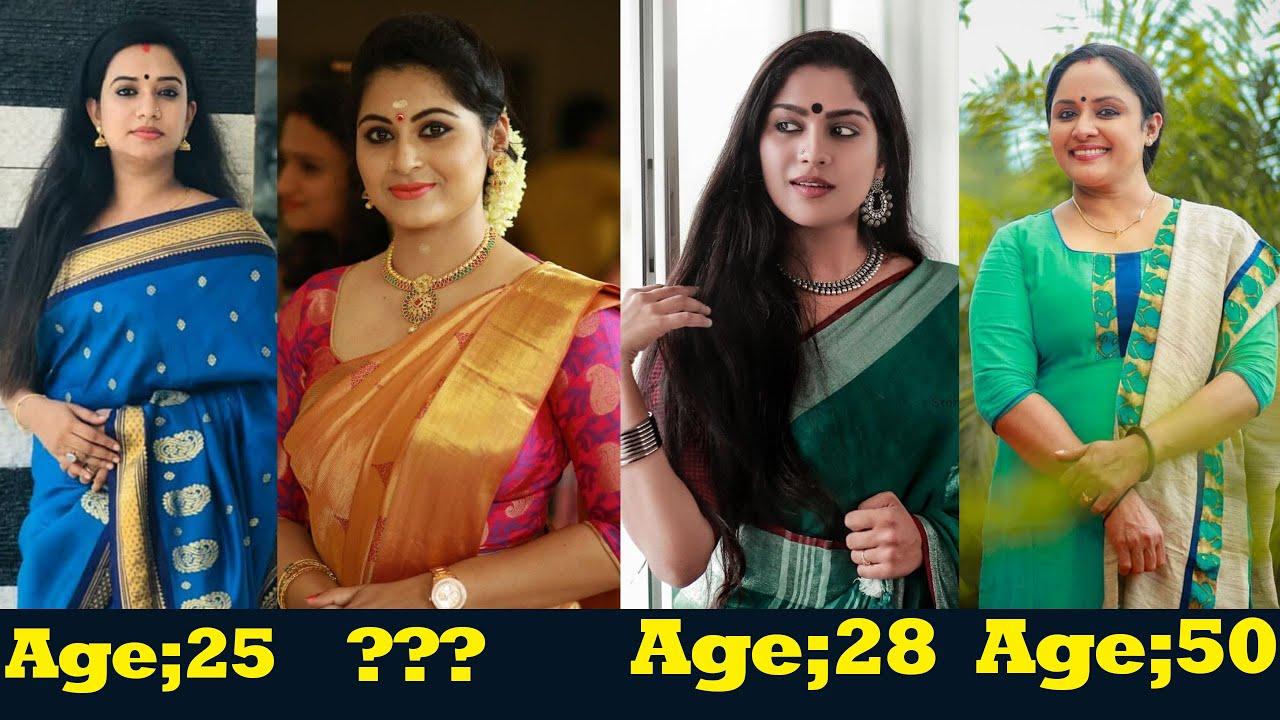നമ്മുടെ സീരിയൽ നടിമാർക്ക് ഇത്രയും വയസ്സായോ   Malayalam Serial Actress Real Age