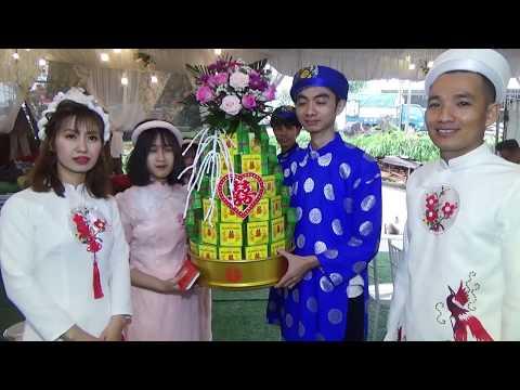 Le Thanh Hon Thanh Bình Lệ Thúy (Nhà Gái)