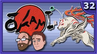 Game Design Let's Play: Ōkami | Part 32 - Game Devs Play Games