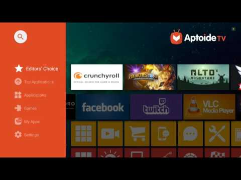 """No More Google Play """"Aptoide TV"""" for all android devices!!!!!"""