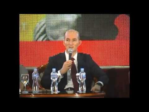 UMDGC2013 | Day 3 Luncheon: Macedonia's Economic Development: Attracting Investments
