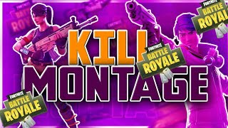 Fortnite - *INSANE*kills without dying:)$FTG CLAN$