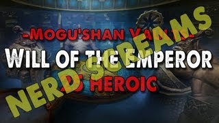 Method vs Will of the Emperor (25 Heroic) World 1st Nerd Screams