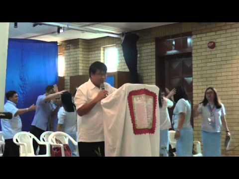 22May2015 El Shaddai PPFI Kuwait Chapter Friday Gawain