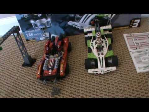 Lego World Racers Wreckage Road Review