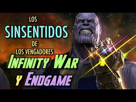 Download Los SINSENTIDOS de INFINITY WAR y ENDGAME ➤ Agujeros de Guion de Los Vengadores