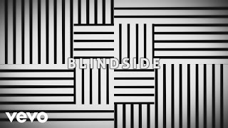 Hunter Hunted - Blindside (Lyric)