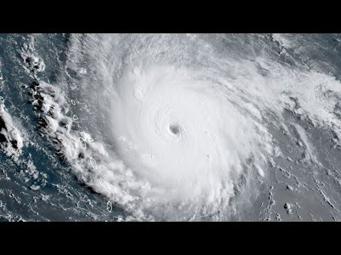 """Florida braces for """"strongest storm ever"""" as Hurricane Irma approaches"""