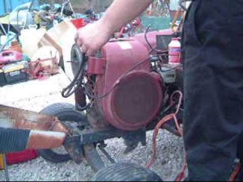 14 hp kohler engine for sale - YouTube