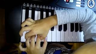 2 урок пианино для самых маленьких