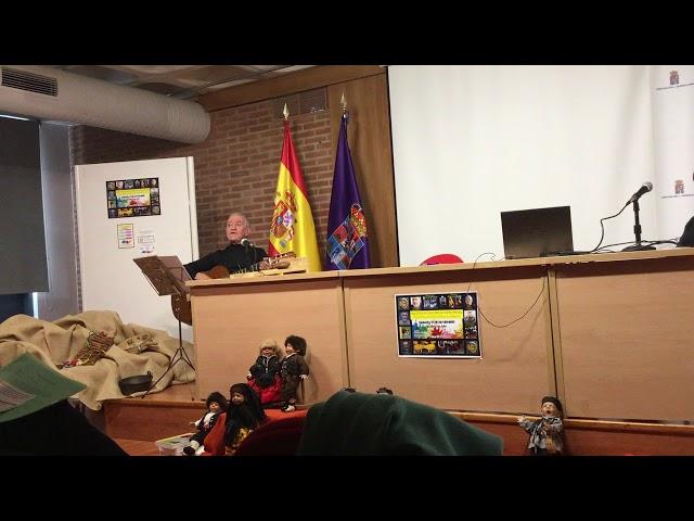 Jornada de Folkore Tradicional Guadalajara y Segovia - Ismael Peña Pozas (V)