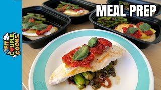 How to Meal Prep - Ep. 44 - LOW CARB CHICKEN