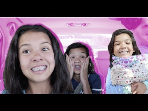 GET READY WITH ME for GIRLS Summer Camp! no boys allowed!