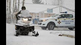 Державний кордон України посилено гірсько-патрульною ротою Нацгвардії