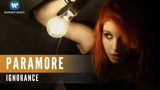Paramore - Ignorance (Official Music Video)