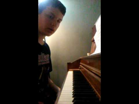 Game Console Startups on Piano!