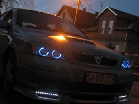 Qrta tuning garage opel astra g projekat sabac youtube for Garage opel bessancourt 95
