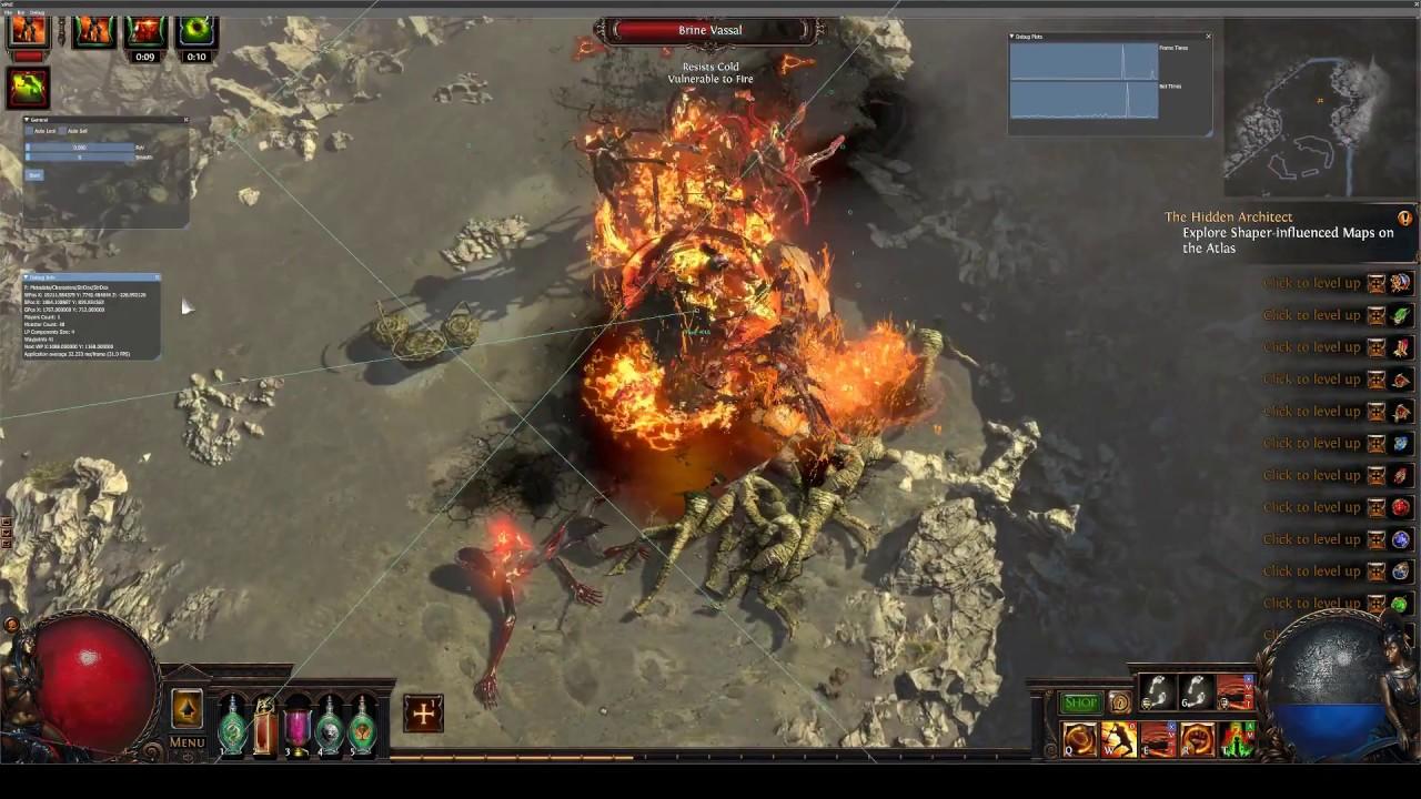 Path of Exile Bot #1 - xitan