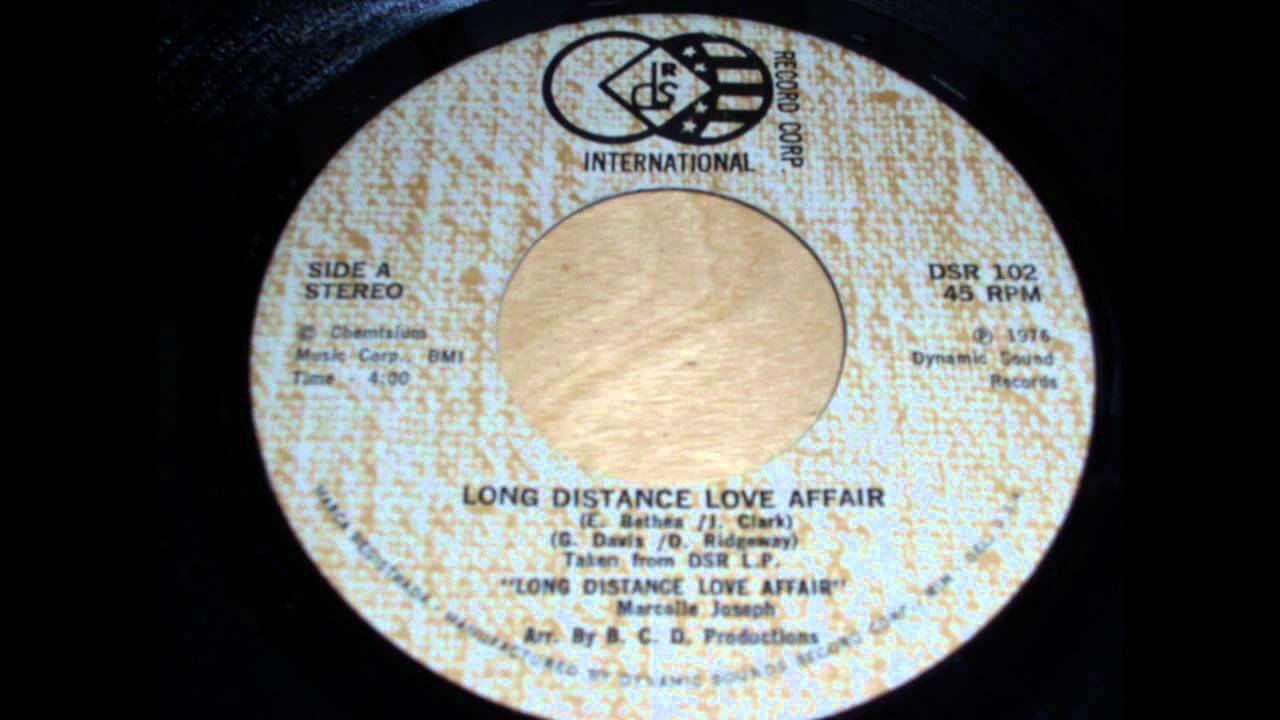 Marcelle Joseph (Long Distance Love Affair) - Long ...
