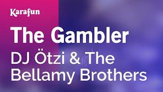 Karaoke The Gambler - DJ Ötzi *