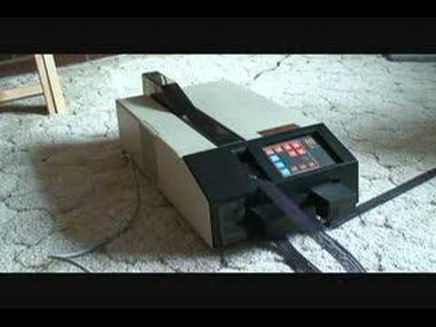 DSI NC-2400 Tape Punch / Reader